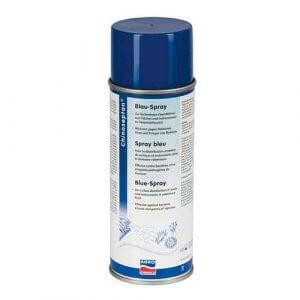 Plavi sprej protiv bakterija