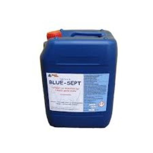 blue-sept sredstvo za dezinfekciju posle muže