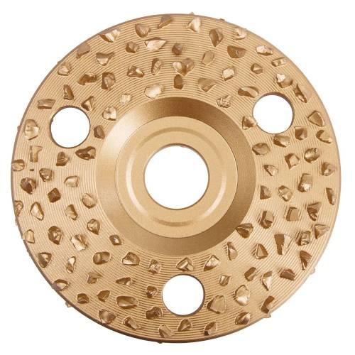 abrazivni disk za obradu papaka 125mm
